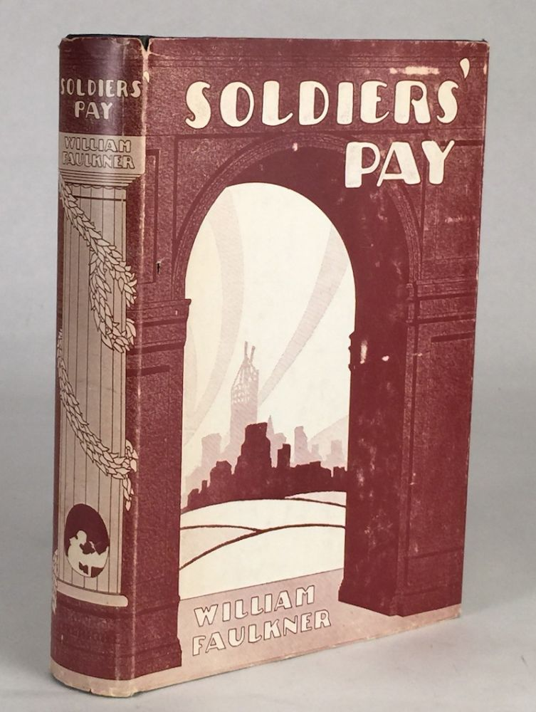 Soldiers' Pay. WILLIAM FAULKNER.