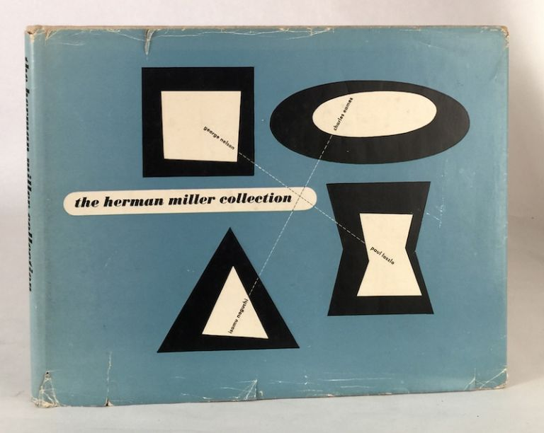 The Herman Miller Collection: Furniture Designed By George Nelson, Charles Eames, Isamu Noguchi, Paul Laszlo. GEORGE NELSON.