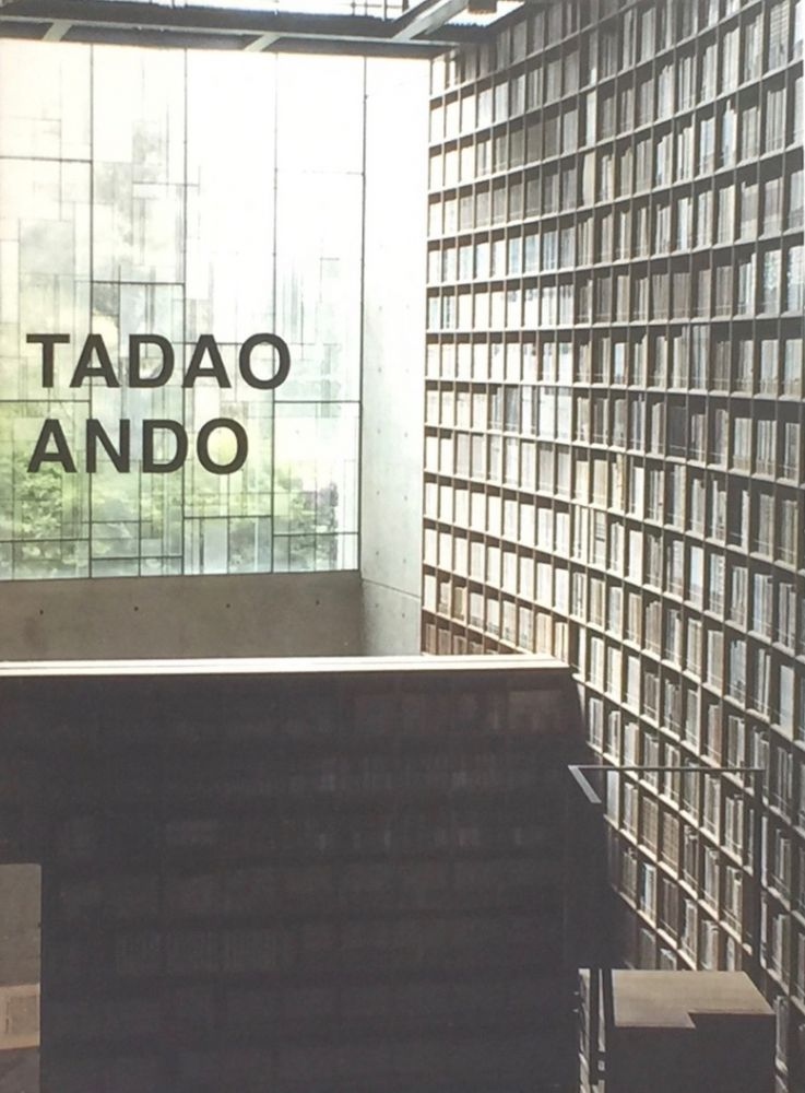 Tadao Ando: From Emptiness to Infinity. MATHIAS FRICK.