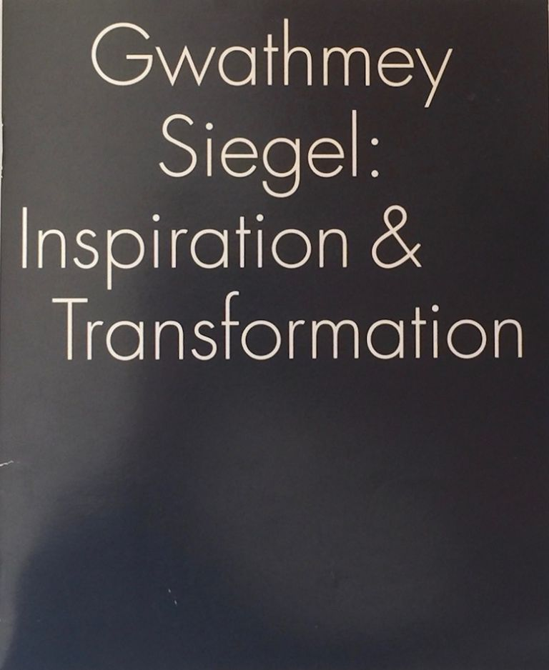 Gwathmey Siegel: Inspiration and Transformation. Douglas Sprunt.