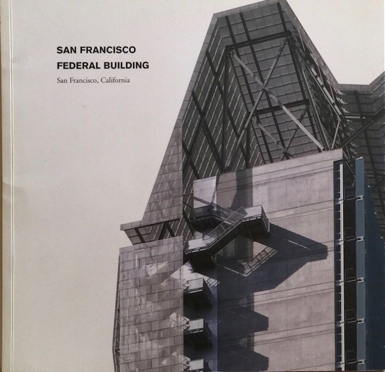 San Francisco Federal Building: San Francisco, California. OFFICE OF THE CHIEF ARCHITECT, MORPHOSIS.