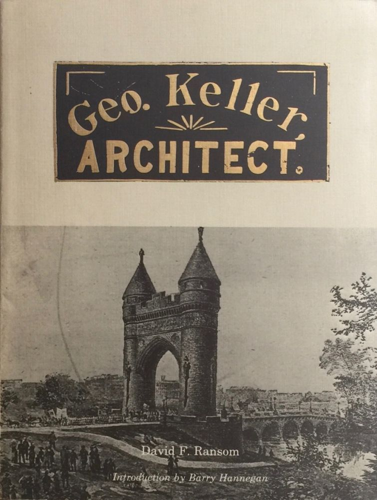 Geo. Keller, Architect. DAVID F. RANSOM.