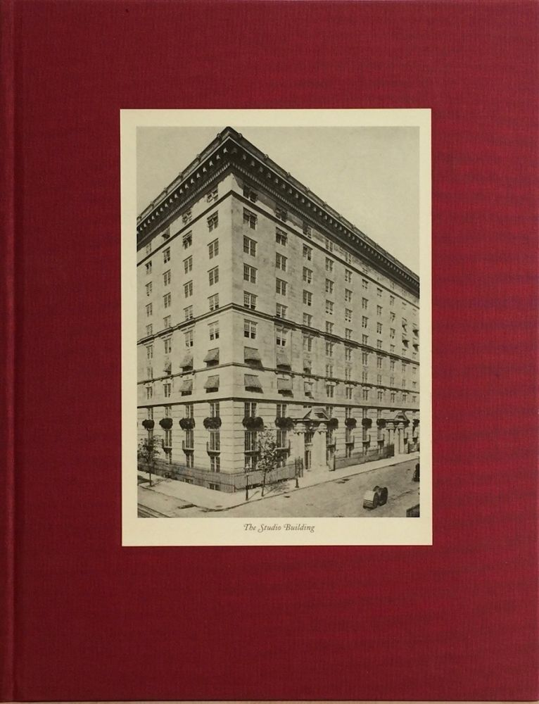 The Studio Building 131 East 66th Street: Centennial of a New York Landmark. CATHERINE COLEMAN BRAWER.