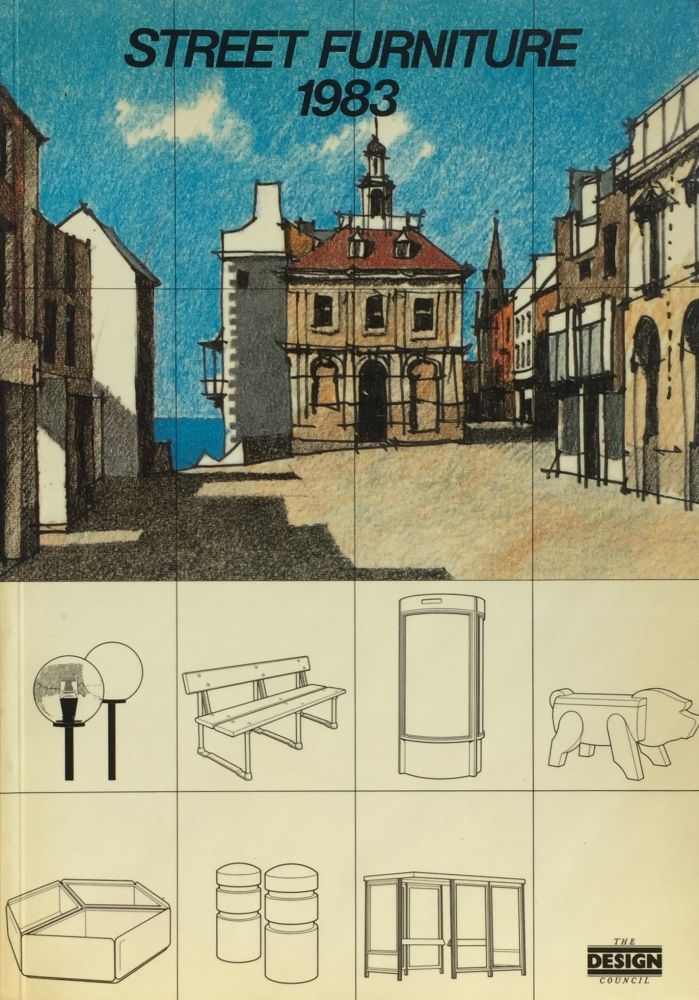 Street Furniture 1983: Selected by The Design Council. NEVILLE CONDER.