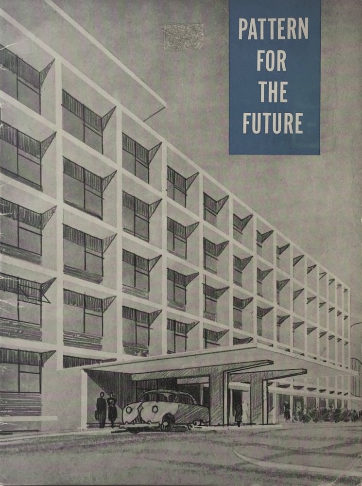 Pattern for the Future: The Pottstown Hospital. ANONYMOUS, KLING.