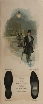 boston Rubber Shoe Col.: Catalogue 1895 and 1896