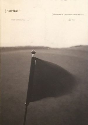 The Journal of the Shivas Irons Society No. 2: Golf Literature Art. WILL MCCULLOCH