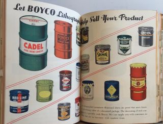 BOYCO BOYLE MFG. CO. 1941 CATALOG
