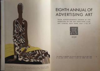 Eighth Annual of Advertising Art
