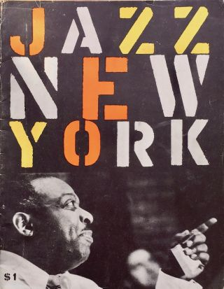 First Annual New York Jazz Festival. DON FRIEDMAN, KEN JOFFE