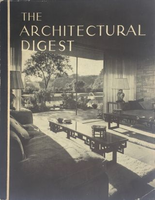 The Architectural Digest Volume XII Number 4